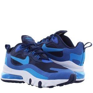 Nike Air 270 React blue mens size 10.5